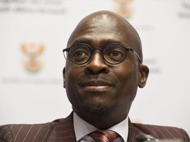 Cựu bộ trưởng Nội vụ Nam Phi Malusi Gigaba. Ảnh: The Citizen
