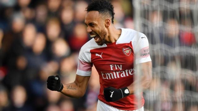 Arsenal 3-1 Burnley: Cú đúp của Aubameyang - Ảnh 5.