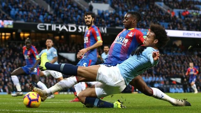 Man City 2-3 Crystal Palace: Cơn địa chấn tại Etihad - Ảnh 4.