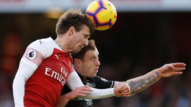 Arsenal 3-1 Burnley: Cú đúp của Aubameyang - Ảnh 11.