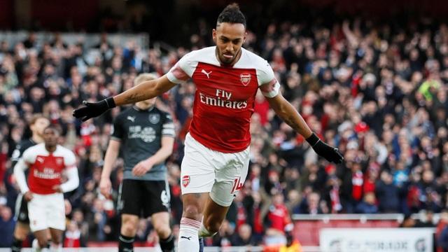 Arsenal 3-1 Burnley: Cú đúp của Aubameyang - Ảnh 9.