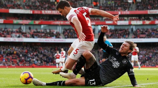 Arsenal 3-1 Burnley: Cú đúp của Aubameyang - Ảnh 7.