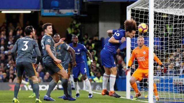Chelsea 0-1 Leicester City: Phút lóe sáng của Vardy - Ảnh 10.