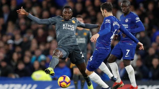 Chelsea 0-1 Leicester City: Phút lóe sáng của Vardy - Ảnh 1.