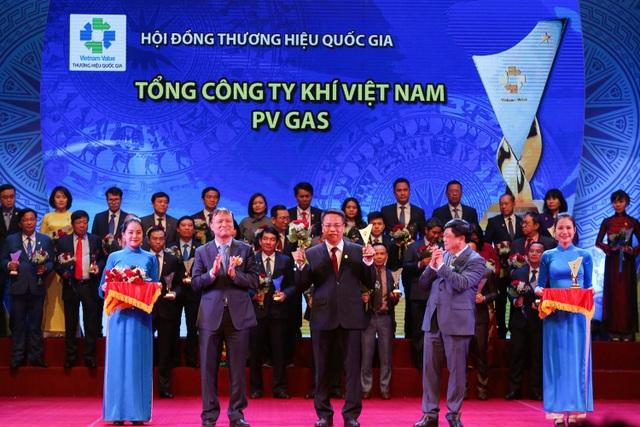 PVN có 5 doanh nghiệp được công nhận Thương hiệu Quốc gia năm 2018 - Ảnh 2.
