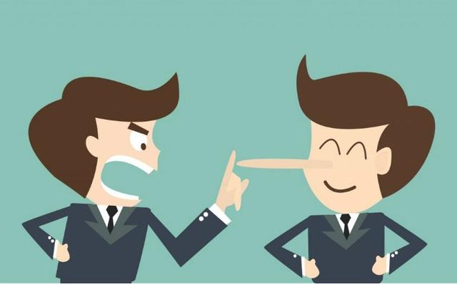 Kỹ năng giao tiếp cần biết: Nói dối đúng lúc và đúng cách - Ảnh 1.