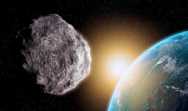 """Tiểu hành tinh có vận tốc """"khủng"""" sắp sượt qua Trái Đất dịp Giáng sinh  - Ảnh 1."""