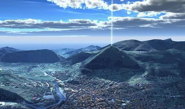 Kim tự tháp ở Bosnia: Nền văn minh cổ đại tiếp nhận từ người ngoài hành tinh? - Ảnh 1.
