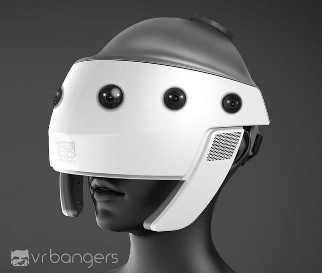 """""""Mũ bảo hiểm tình dục"""" ứng dụng thực tế ảo sắp thành hiện thực - Ảnh 1."""