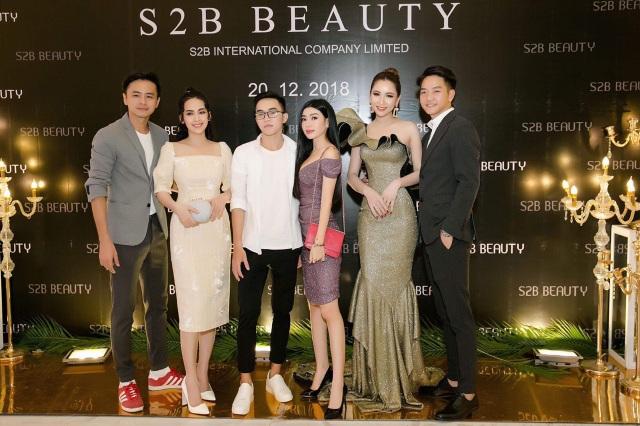 S2B Beauty tổ chức đại nhạc hội vinh danh các đại lý xuất sắc - Ảnh 1.