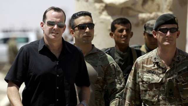 Cánh tay phải của Trump trong cuộc chiến chống IS từ chức vì phản đối Mỹ rút quân khỏi Syria - Ảnh 1.
