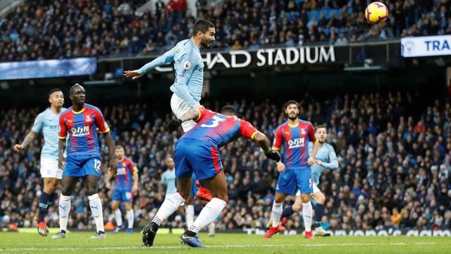 Man City 2-3 Crystal Palace: Cơn địa chấn tại Etihad - Ảnh 2.