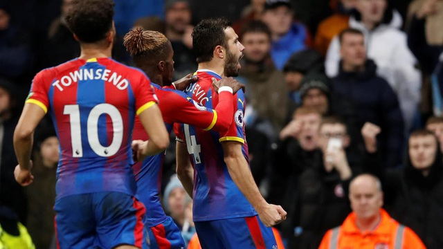 Man City 2-3 Crystal Palace: Cơn địa chấn tại Etihad - Ảnh 3.
