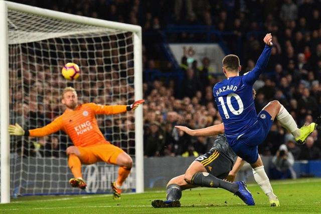 Nhìn lại thất bại cay đắng trên sân nhà của Chelsea trước Leicester - Ảnh 14.