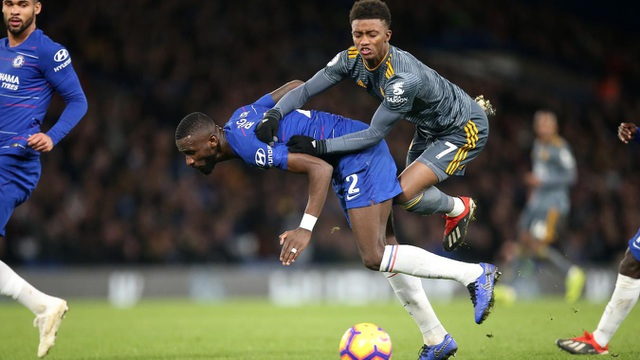Nhìn lại thất bại cay đắng trên sân nhà của Chelsea trước Leicester - Ảnh 16.