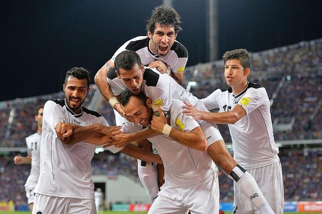 Iraq mất tiền đạo chủ lực ở cuộc đấu với đội tuyển Việt Nam - Ảnh 1.