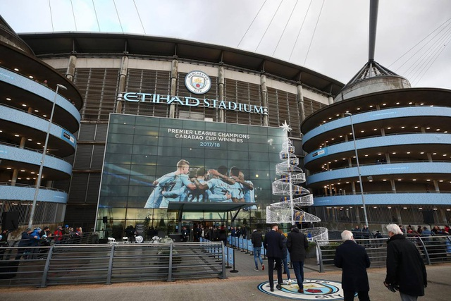 Nhìn lại thất bại gây sốc của Man City trước Crystal Palace - Ảnh 1.