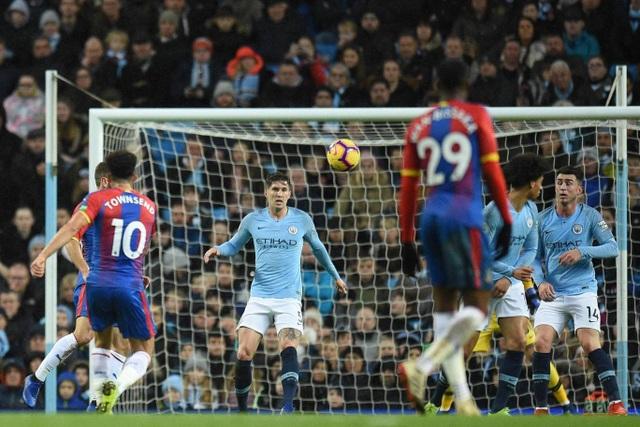 Nhìn lại thất bại gây sốc của Man City trước Crystal Palace - Ảnh 12.