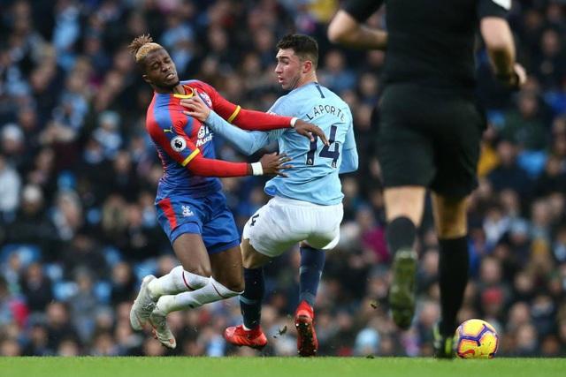 Nhìn lại thất bại gây sốc của Man City trước Crystal Palace - Ảnh 15.