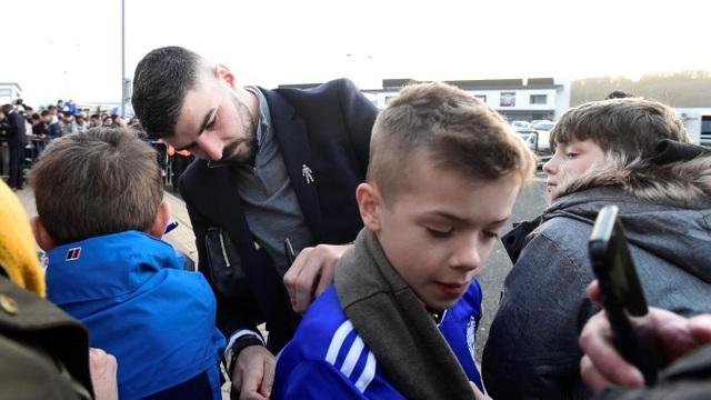 Những khoảnh khắc trong trận ra mắt Man Utd tuyệt vời của Solskjaer  - Ảnh 1.