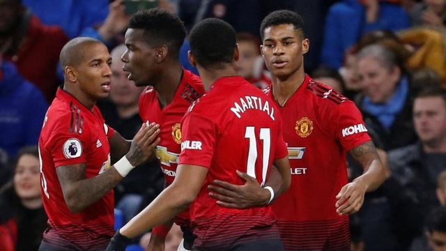 Những khoảnh khắc trong trận ra mắt Man Utd tuyệt vời của Solskjaer  - Ảnh 7.