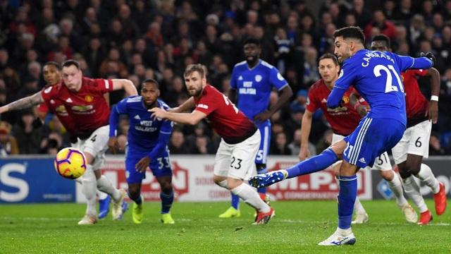 Những khoảnh khắc trong trận ra mắt Man Utd tuyệt vời của Solskjaer  - Ảnh 12.
