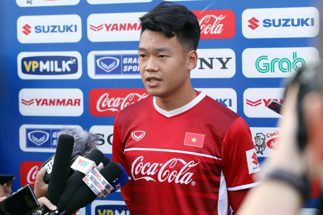 Cầu thủ đóng thế tự tin thay Đình Trọng ở tuyển Việt Nam - Ảnh 1.