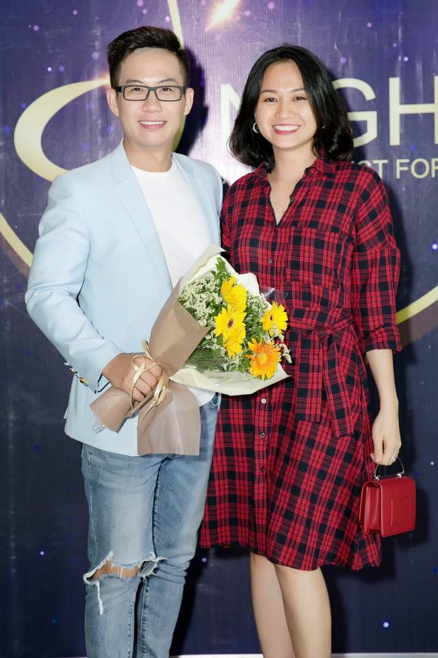 Hoa hậu Ngọc Diễm hội ngộ cùng Võ Trọng Phúc, Trọng Khương - Ảnh 4.