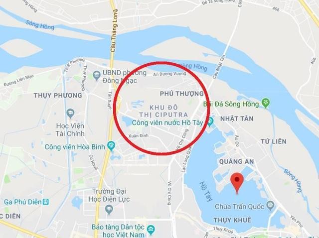 Đâu là nơi đáng sống nhất tại Hà Nội? - Ảnh 1.