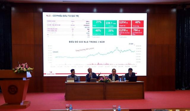 Nam Long Group: Duy trì mục tiêu tăng trưởng lợi nhuận 20-30% cho 3 năm tới - Ảnh 1.