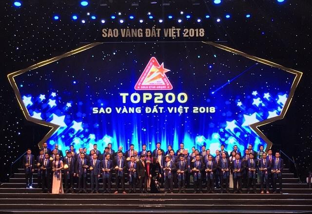 Top 200 Sao Vàng đất Việt và sự khẳng định giá trị thương hiệu vật liệu xanh - Ảnh 1.