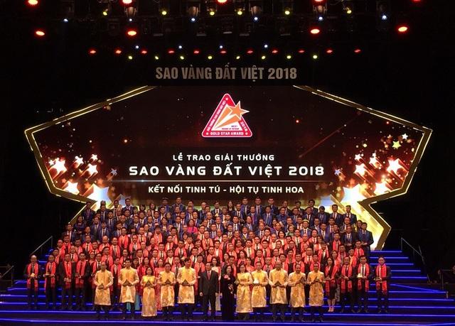 Top 200 Sao Vàng đất Việt và sự khẳng định giá trị thương hiệu vật liệu xanh - Ảnh 2.