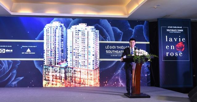 Đất xanh Premium giới thiệu thành công dự án Southgate Tower - Ảnh 3.