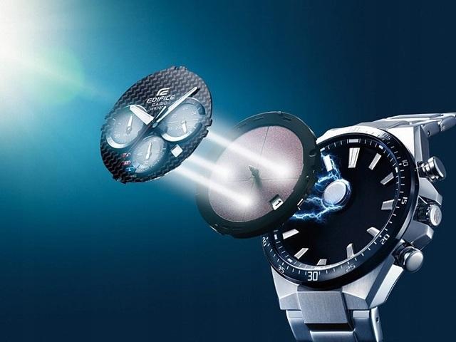 Đồng hồ Casio năng lượng mặt trời EQS-800CDB chinh phục phái mạnh - Ảnh 3.