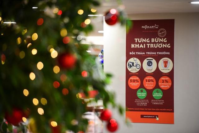 Tập đoàn BRG (Việt Nam) và Tập đoàn Sumitomo (Nhật Bản) khai trương siêu thị đầu tiên tại Việt Nam mang tên FujiMart - Ảnh 3.