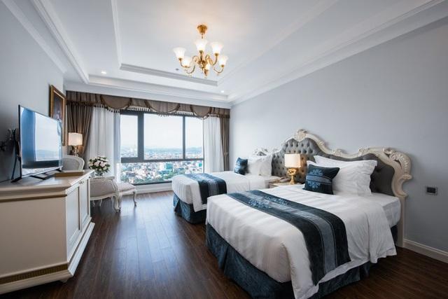 Vinpearl Hotel Tây Ninh rực rỡ khai trương trong ngày Giáng Sinh - Ảnh 4.