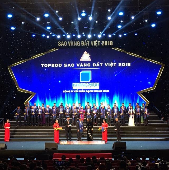 Top 200 Sao Vàng đất Việt và sự khẳng định giá trị thương hiệu vật liệu xanh - Ảnh 3.