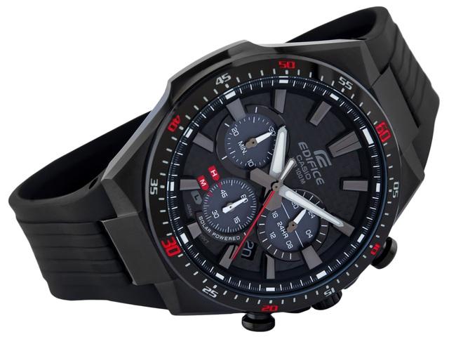 Đồng hồ Casio năng lượng mặt trời EQS-800CDB chinh phục phái mạnh - Ảnh 6.