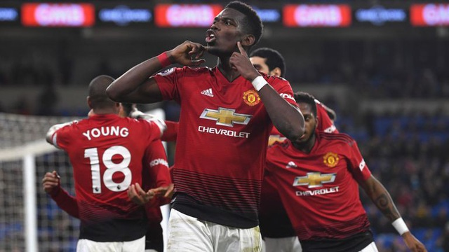Paul Pogba bất ngờ nói lời cảm ơn HLV Mourinho - Ảnh 1.