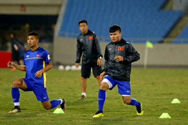 Đội tuyển Việt Nam - Triều Tiên: Thử nghiệm cho Asian Cup 2019  - Ảnh 1.