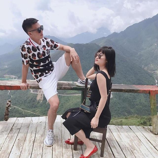 Tiền vệ Huy Hùng - cầu thủ chăm khoe ảnh bạn gái nhất tuyển Việt Nam - Ảnh 10.