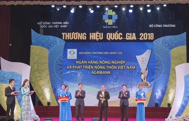 Agribank - Tự hào thương hiệu Việt Quốc gia - Ảnh 1.