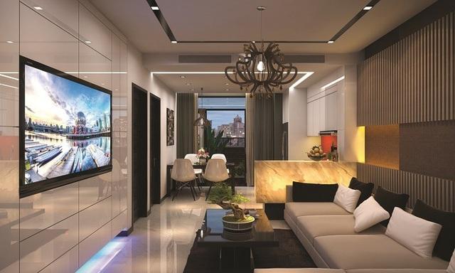 Golden Park Tower căn hộ hạng sang hấp dẫn nhất Cầu Giấy - Ảnh 2.