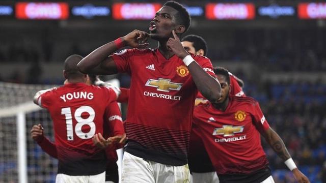 Đội hình tiêu biểu vòng 18 Premier League: Pogba bừng sáng - Ảnh 2.