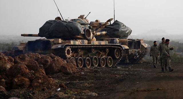 Thổ Nhĩ Kỳ sắp triển khai chiến dịch quân sự lớn ở Syria - Ảnh 1.