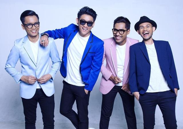 Nhóm nhạc Indonesia bị sóng thần cuốn trôi: Nam ca sĩ đau xót tiễn đưa vợ - Ảnh 3.