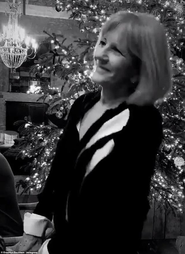 Giáng sinh đầm ấm của gia đình Beckham - Ảnh 5.