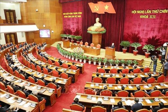 Trình Bộ Chính trị xem xét 205 nhân sự được quy hoạch Trung ương khoá tới - Ảnh 1.