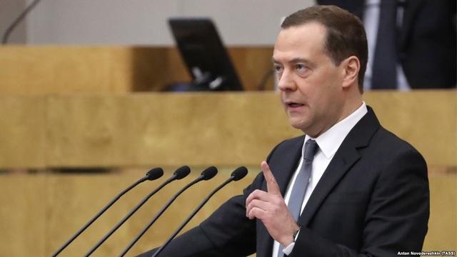 Nga giáng thêm đòn trừng phạt Ukraine giữa lúc căng thẳng - Ảnh 1.