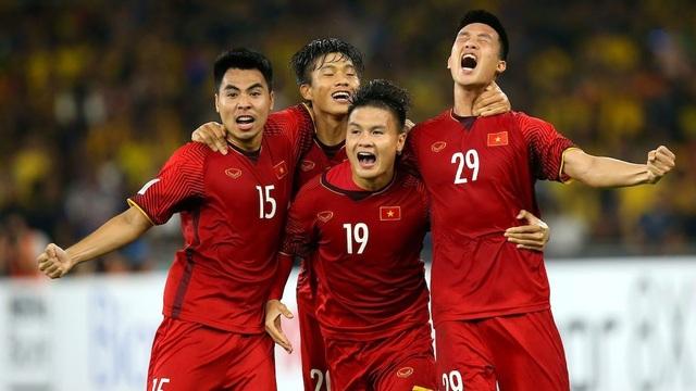 Đội tuyển Việt Nam có tuổi đời trẻ nhất ở Asian Cup 2019 - Ảnh 1.